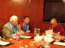 HH the Dalai Lama's Meeting