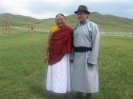 HH the Sakya Trizin's Visit