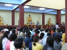 Temple's Opening Ceremony